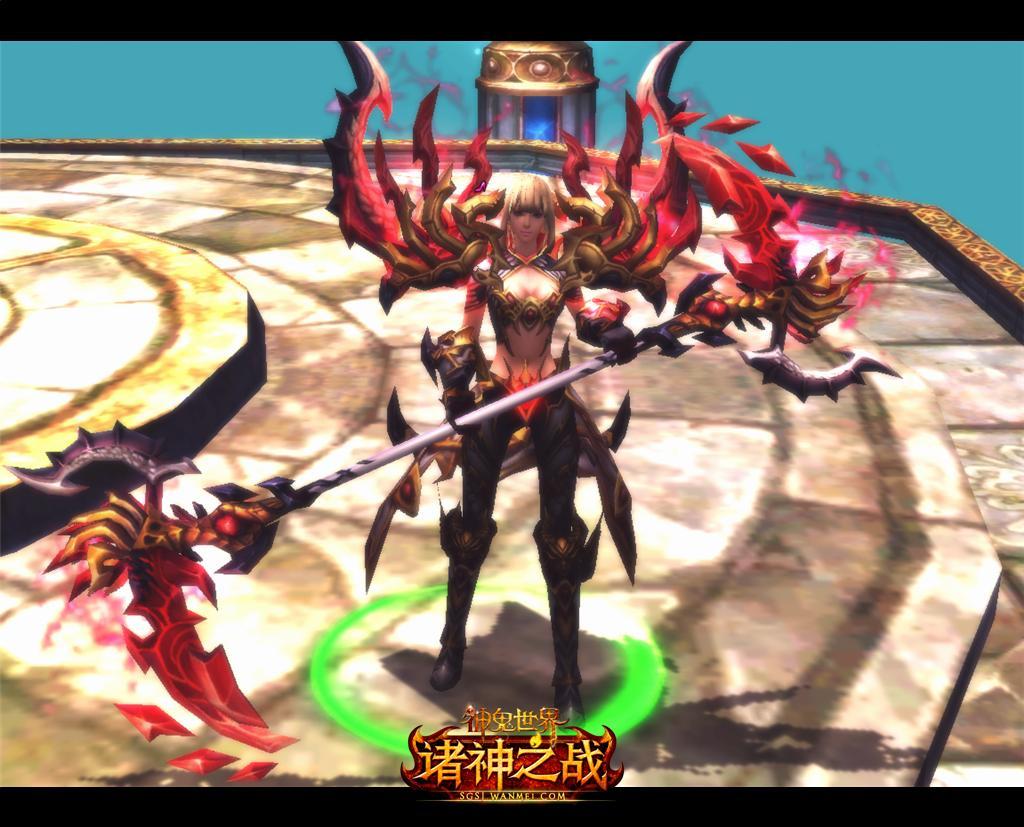 图片: 图2 《神鬼世界》新神职猎魂者.jpg