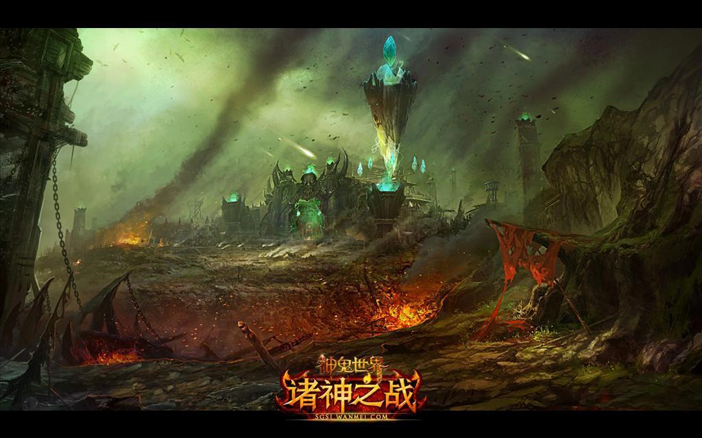 军团圣宠将参战 《神鬼世界》诸神之战新玩法